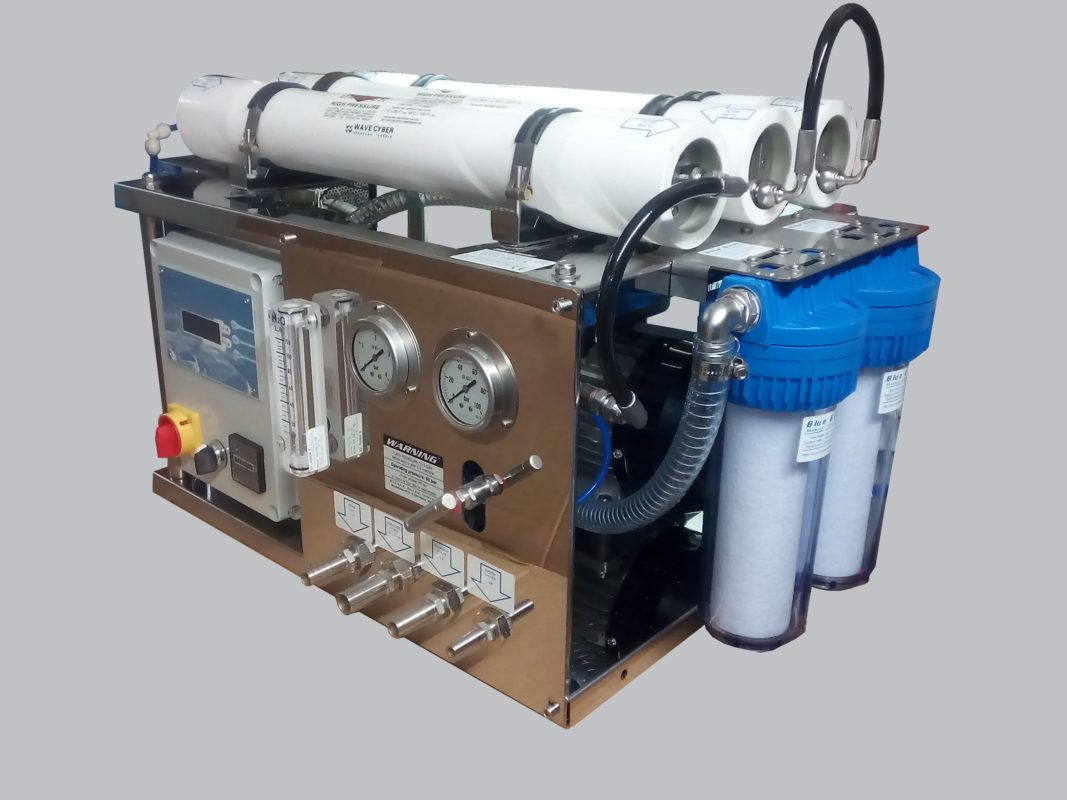 BLUE GOLD - Reverse Osmosis Watermakers | BLUE GOLD Watermakers
