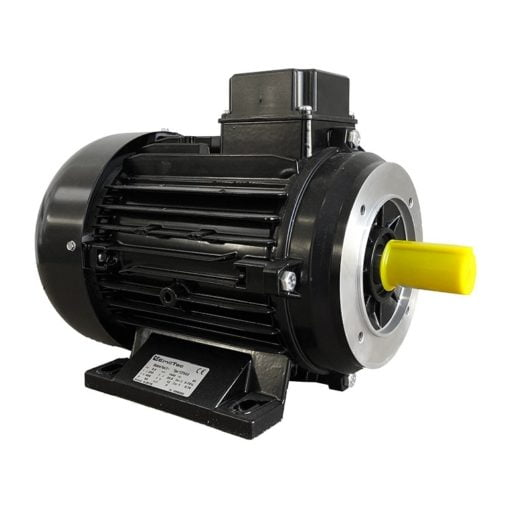 Single and Three Phase(s) Electric Motor IEC 90 - 1.1 kW, 1.5 kW, 2.2 kW | BLUE GOLD Watermakers